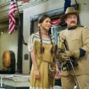 Robin Williams as Teddy Roosevelt in Night at The Museum - 454 x 340