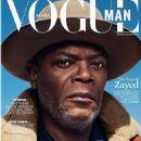 Vogue Man Arabia S/S 2018