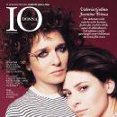 Jasmine Trinca, Valeria Golino - Io Donna Magazine Cover [Italy] (27 April 2013)