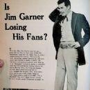 James Garner - Movie Life Magazine Pictorial [United States] (October 1958)