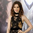 Lily Collins, Jamie Campbell Bower and Robert Sheehan at