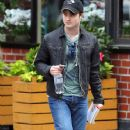 Daniel Radcliffe was spotted going for a little stroll in NYC, May 13.