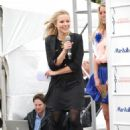 Kristen Bell - Hosting Marshalls Live Spring Fashion Show, 28 April 2010