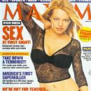 Jeri Ryan - Maxim Magazine [United States] (June 2002)