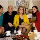 Catherine Deneuve, Emmanuelle Béart, Kad Merad, Mélanie Bernier