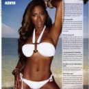 Kenya Moore - Smooth Magazine #47 - 454 x 616