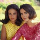 Lana Wood and Natalie Wood - 454 x 346