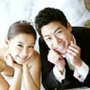 Lee Sang-Yoon and Nam Sang-mi