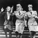 Over Here! Original 1974 Broadway Cast Starring The Andrew Sisters - 454 x 599