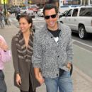Jessica Alba And Cash Warren Are Seen Apartment Hunting In NYC, 2009-03-27