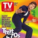 Topher Grace - TV Guide Magazine [United States] (19 June 1999)