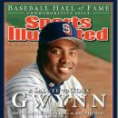Tony Gwynn - Sports Illustrated Magazine Cover [United States] (25 July 2007)