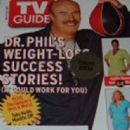 Dr. Phil McGraw - TV Guide Magazine [United States] (23 May 2004)