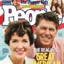 Ronald Reagan and Nancy Reagan - 454 x 606