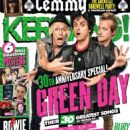 Green Day - Kerrang Magazine Cover [United Kingdom] (23 January 2016)