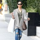 Jenna Dewan Tatum – Out for lunch in Los Angeles January 27,2015