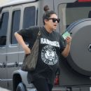 Shay Mitchell – heads to a doctors appointment in Los Angeles - 454 x 611