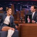 Jennifer Lopez – Pictured on 'The Tonight Show Starring Jimmy Fallon' in NYC
