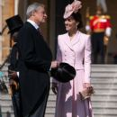 The Duke And Duchess Of Cambridge :  The Queen Hosts Garden Party At Buckingham Palace