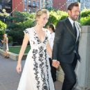 Emily Blunt and John Krasinski – Going to dinner in New York City - 454 x 681