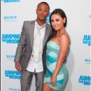 Romeo Miller and Francia Raisa - 403 x 590