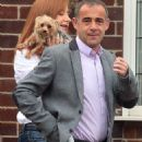 Michael Le Vell and Louise Gibbons - 454 x 768