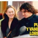 Vanessa Lorenzo is Puyol's new girlfriend - 454 x 293