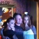 Corey Taylor & Stephanie Luby - 410 x 353