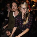 Baelyn Neff and Brandon Boyd