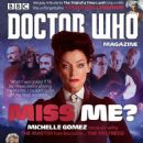 Doctor Who - Doctor Who Magazine Cover [United Kingdom] (13 November 2014)