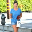 Kelly Brook Style Out and About In Los Angeles