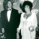 Elizabeth Taylor and Larry Fortensky - 454 x 722