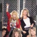 1987 Whitesnake Tour - 454 x 921
