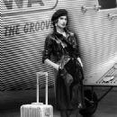 Alessandra Ambrosio Rimowa Luggage Summer Lookbook 2015