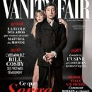 Serge Gainsbourg and Jane Birkin - Vanity Fair Magazine Cover [France] (October 2016)