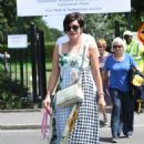 Lily Allen – Wimbledon Tennis Championships 2019 in London - 454 x 673