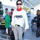 Adriana Lima at Nice Airport - 454 x 681