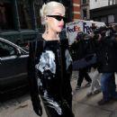 Rita Ora – Arrives at The Mercer Hotel in New York City