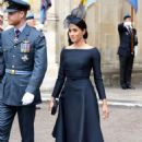 Meghan Markle – Cambridge 100th anniversary service RAF in in London