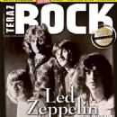 Led Zeppelin - Teraz Rock Magazine Cover [Poland] (July 2014)