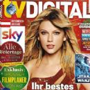 Taylor Swift - TV Digital Magazine Cover [Germany] (21 December 2019)