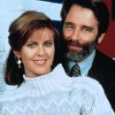 Pam Dawber and Beau Bridges
