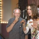 """Joss Stone - Candids On The Set Of """"Snappers"""""""