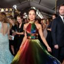 Tessa Thompson : 69th Annual Primetime Emmy Awards - 405 x 600