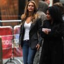 "Bar Refaeli - NBC ""Today"" Television Program In New York City - 10.02.2009"