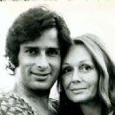 Shashi Kapoor with wife Jennifer - 454 x 321