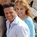 Luis Miguel and Aracely Arambula