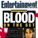 Brandon Lee - Entertainment Weekly Magazine [United States] (16 April 1993)