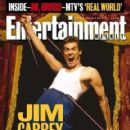 Jim Carrey - Entertainment Weekly Magazine [United States] (5 August 1994)