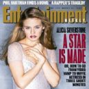 Alicia Silverstone - Entertainment Weekly Magazine [United States] (31 March 1995)
